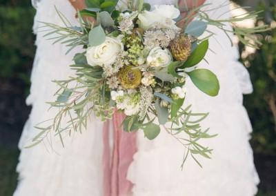 Romantic Fall Garden Wedding